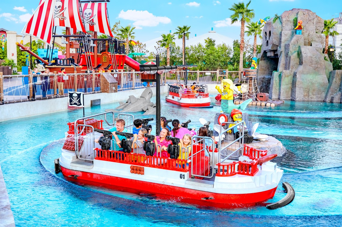 LEGOLAND® New York Resort Splash Battle