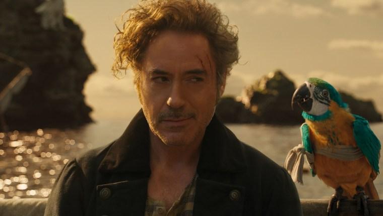 DOLITTLE Movie Starring Robert Downey Jr.