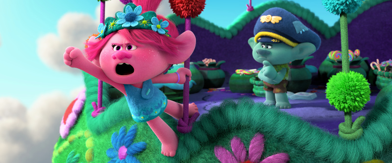 Poppy (Kendrick) and Branch (Timberlake) discover that they aren't alone in the world of Trolls. There is not one but six different Trolls tribes scattered over six different lands and devoted to six different kinds of music: Funk, Country, Techno, Classical, Pop, and Rock. Their world is about to get a lot bigger and a whole lot louder.