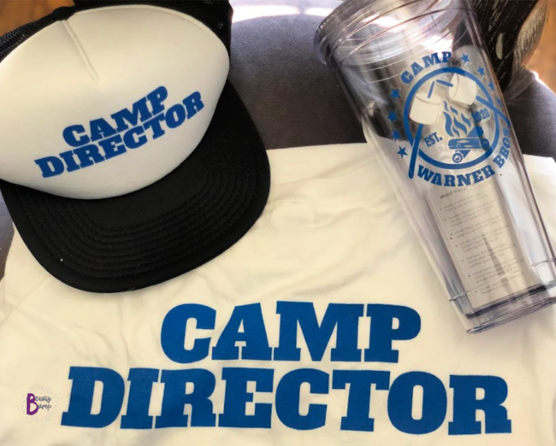 With me as the Camp Director, I'll be helping Warner Bros. Home Entertainment make this a Summer Break one to remember. With an 8-week virtual program packed with themed camp activities and kid-friendly movie titles for you and your kids to enjoy, you'll love Camp Waner Bros.