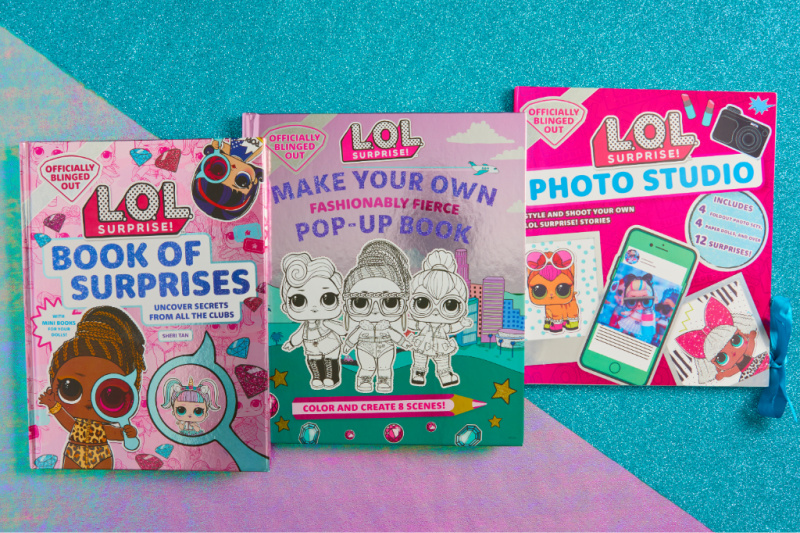 Looking for the perfect gift for an Gifts for L.O.L. Suprise Fans? Check out the Officially Blinged Out Collection filled with fun surprises.