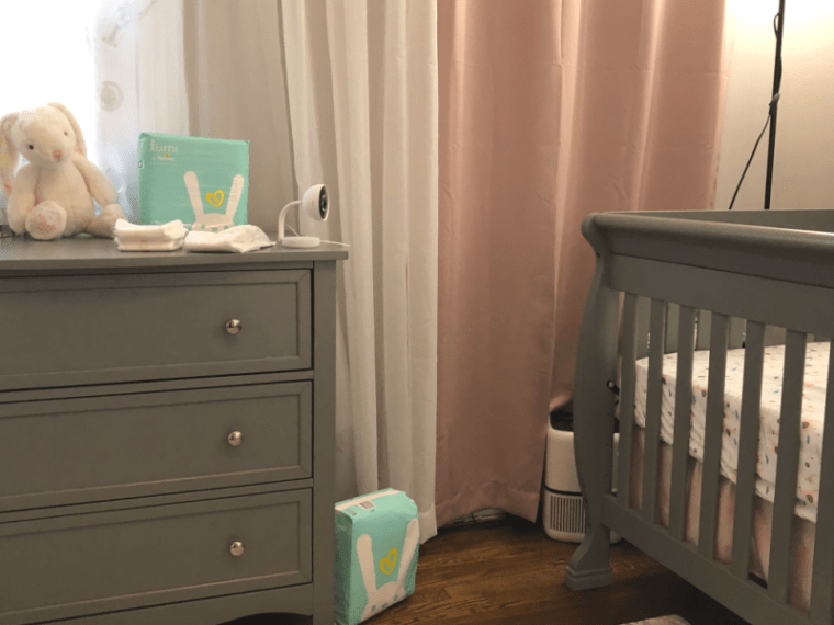 Baby Monitor Review: Finding the right baby video monitor with Lumi by Pampers has helped in so many ways! I'm excited to share my review of the Lumi Baby Monitor and Sleep Kit to share how it's helped make sure my baby is getting the best sleep she can.