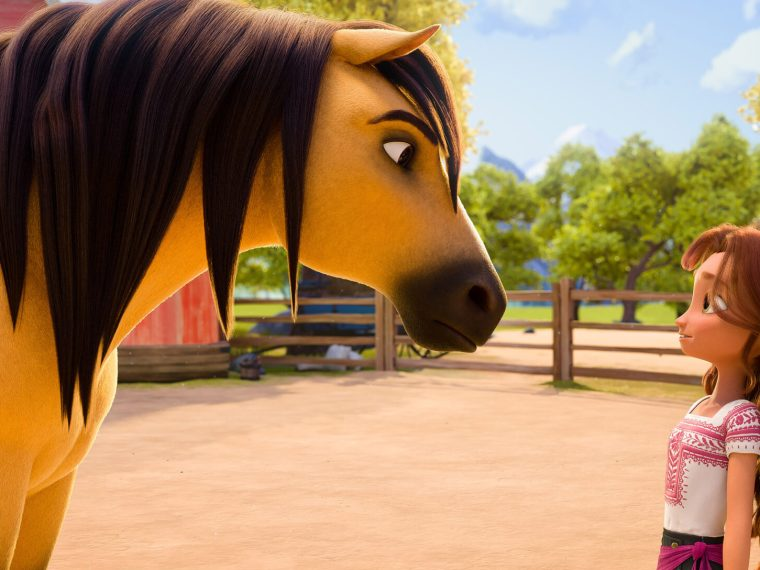 Watch the trailer for DreamWorks latest animation, Spirit Untamed. Astory of adventure, discovery, and a wild horse named spirit. In theaters June 4th