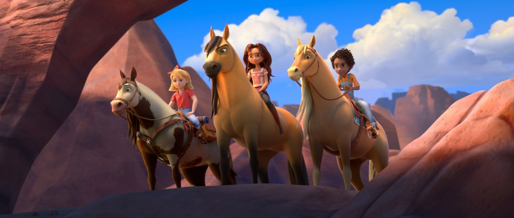 Watch the trailer for DreamWorks latest animation, Spirit Untamed. Astory of adventure, discovery, and a wild horse named spirit. #SpiritUntamed