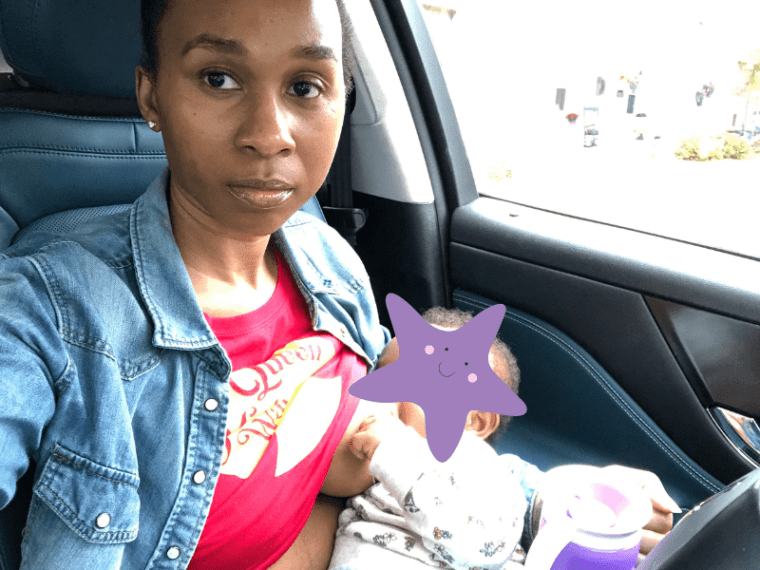 Breastfeeding on the go can be intimidating. Make sure you use these breastfeeding on the go tips for the car and on the road!