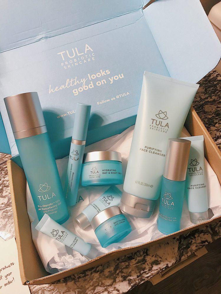 TULA Skincare Haul - Beauty and the Bustle