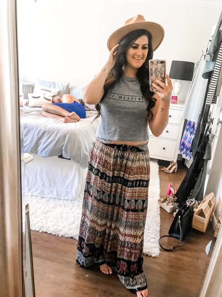 Boho Summer Style Trend! Make sure your boho style collection is ready for summer! #summer #boho #summerstyle #bohostyle #summerfashion #bohofashion #summer2019 #summer2k19 #fashion #style #bohemian #shopping #affordable #affordablefashion #affordableclothes