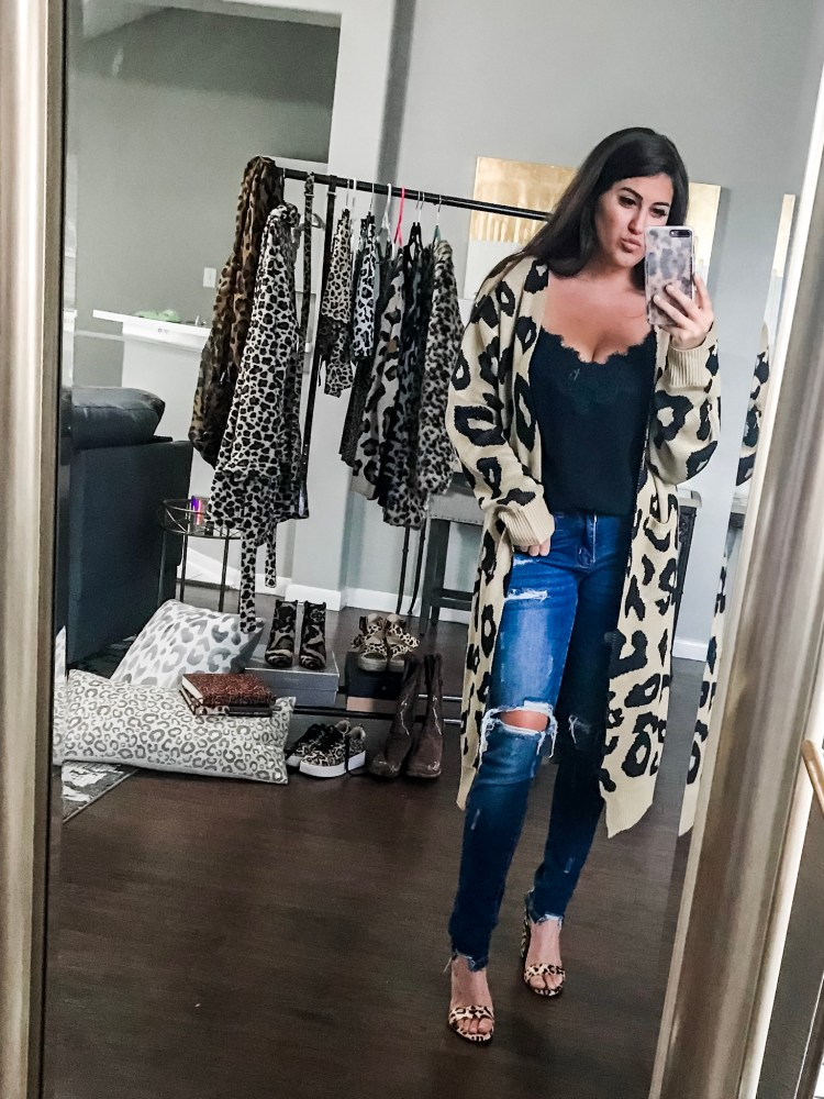 The Leopard Edit: Clothes, Shoes, Home Decor... and how to style it all! #leopard #leopardprint #cheetah #cheetahprint #style #homedecor #decor #fashion #blogpost #leopardfashion #shoes #leoaprdstyle