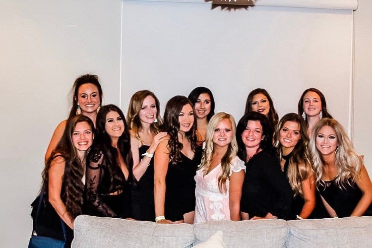 All the details from our Bachelorette Party in Nashville including itinerary, outfit details, and the companies we used!
