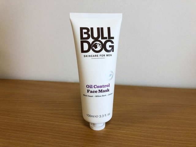oil control face mask review | bulldog - beauty and the city