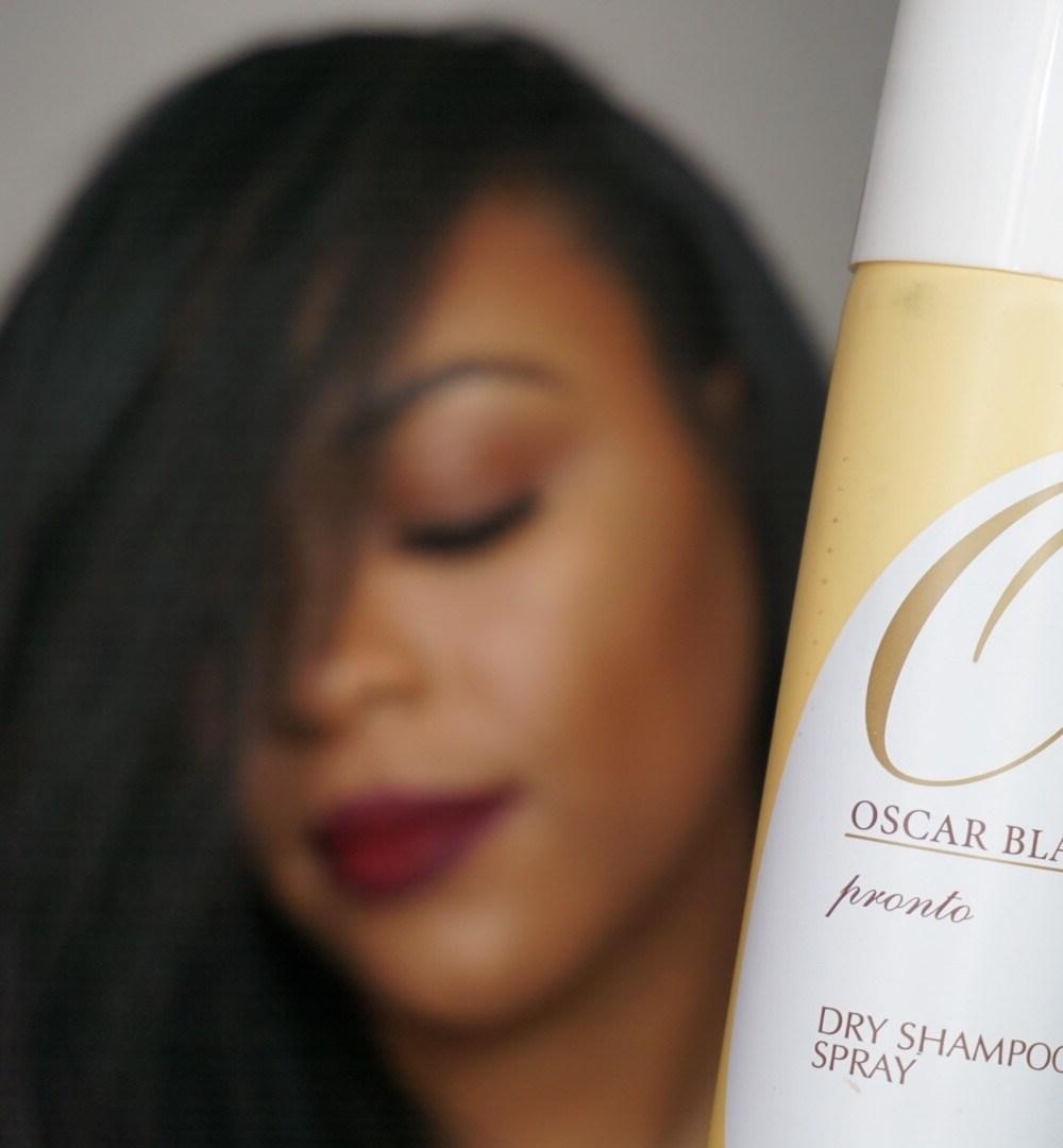 Dry Shampoo on Natural Hair