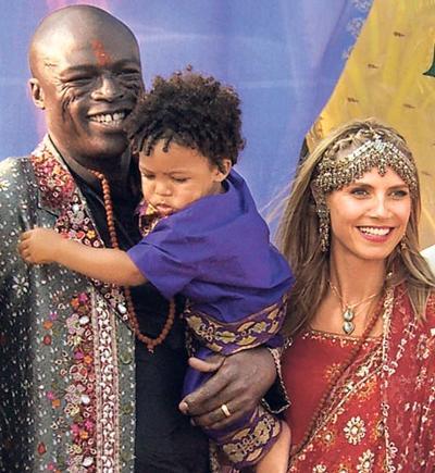 Heidi-Klum-Seal-indian-wedding