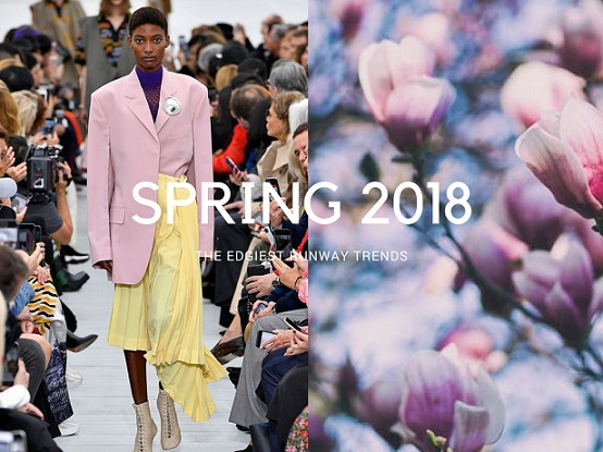 The Edgiest Spring Fashion Trends - Beauty and the Mist