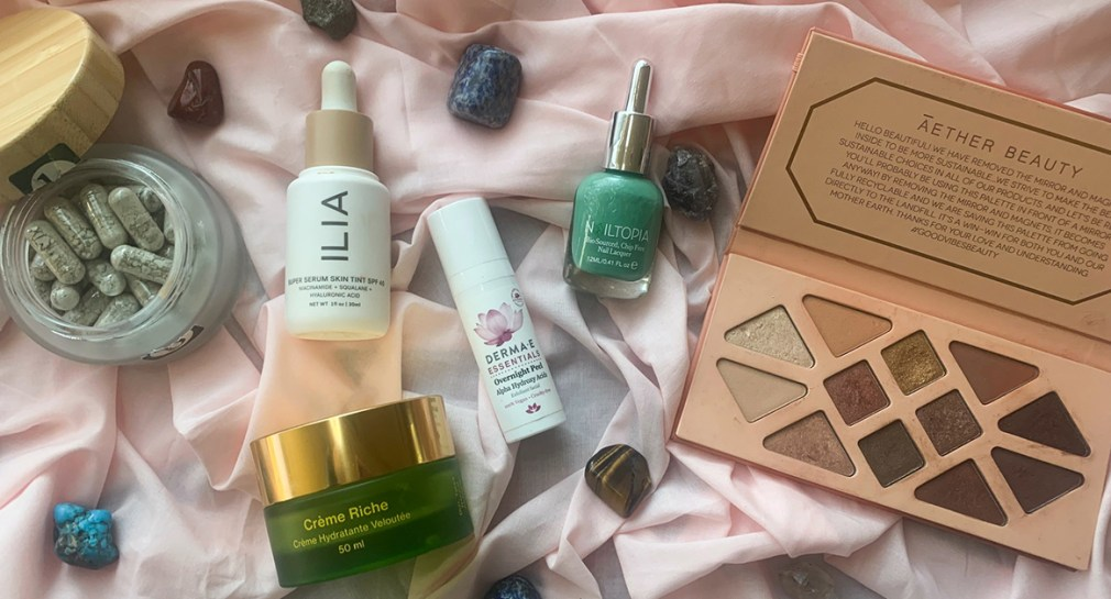 2020 Sustainable Beauty Favorites