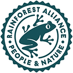 New Rainforest Alliance Seal