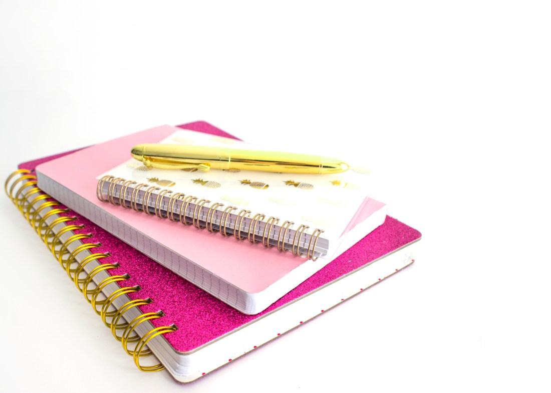 Planner Notebook Pen