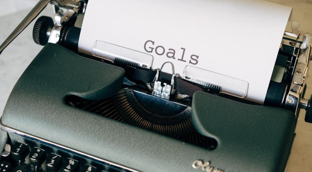 Do you set goals for yourself?