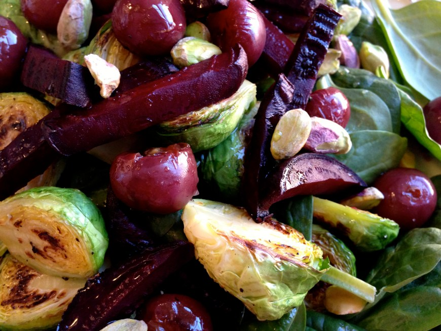 Best Ever Brussels Sprouts by BeautyBeyondBones #glutenfree #vegan #paleo #specificcarbohydtratediet #edrecovery #food #vegetarian #dairyfree