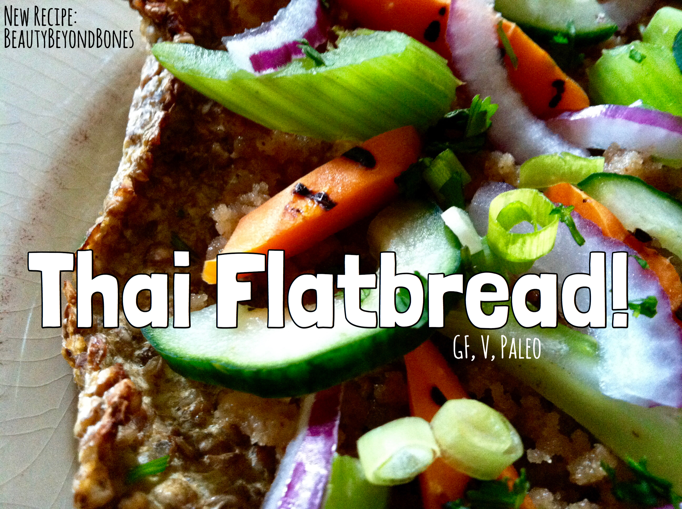 Thai Flatbread!