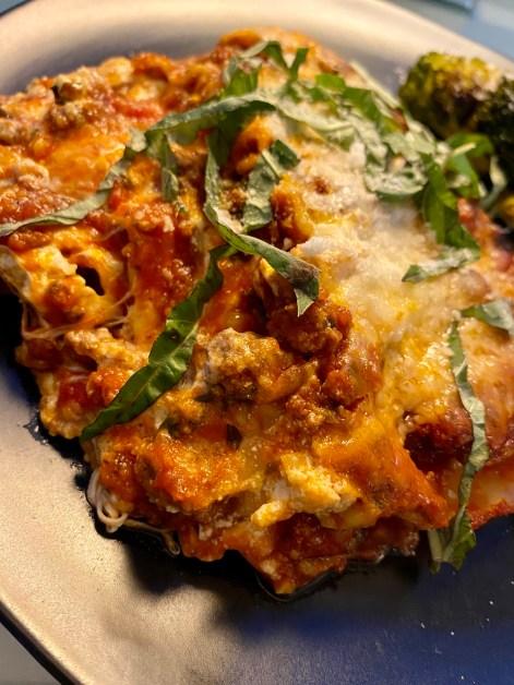 The World's Best Lasagna! By BeautyBeyondBones #food #cooking #italianfood #healthyfood #lasagna #pasta #italian #yum #edrecovery #delicious #recipes