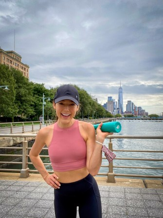 From Top Eating Disorder Recovery Blogger, how she beat her exercise addiction and learned to trust her body. Spoiler: it's not what you think! #anorexia #recovery #edrecovery #mentalhealth #healing #running #fitness #exercise #workout #health