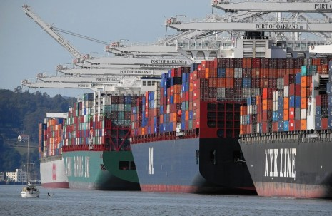 The massive shipping delay in California ports has put Christmas shopping in jeopardy! But what also can we take away from the major hold-up at sea? A Christian perspective. #catholic #recovery #faith #christianity #god #jesus #shipping #mentalhealth #relationships #love