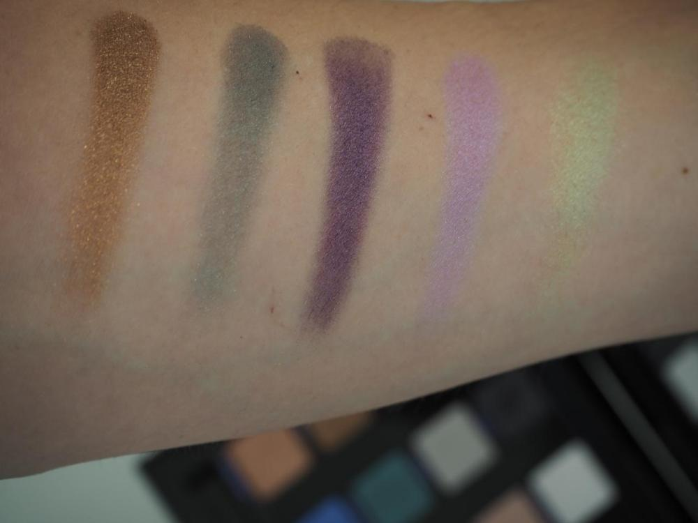 urban decay xx vice ltd reloaded palette arm swatches