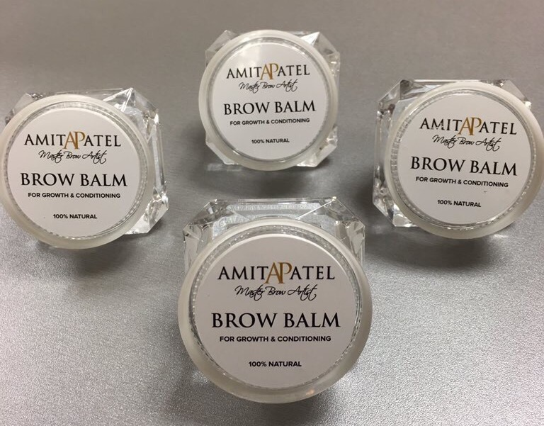 Madame Wax Brow Treatment- Amita Patel Brow Balm