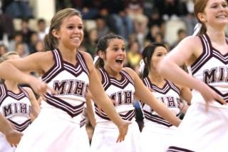 女子高生 女性 スポーツ