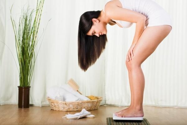 体組成計 体重 女性