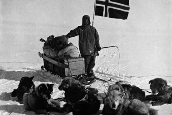 南極地点 アムンゼン