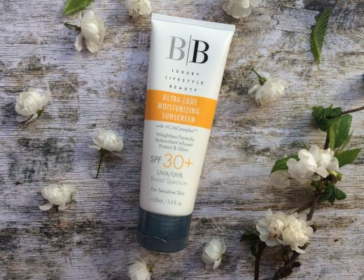 BB Lifestyle sunscreen