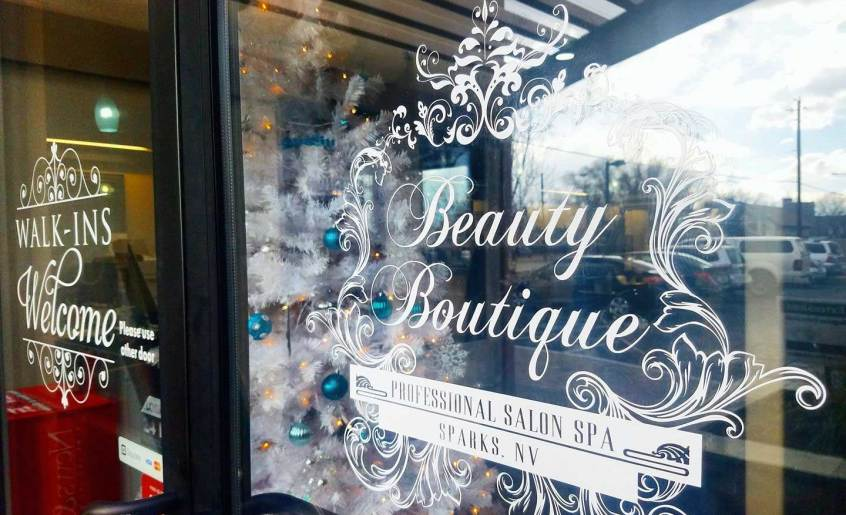 Beauty Boutique Professional Salon Spa in Sparks NV