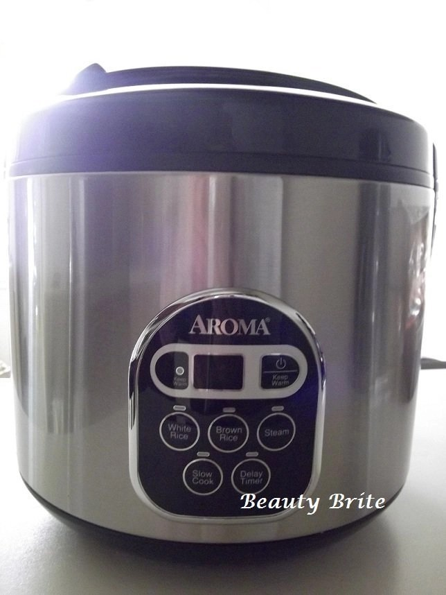 Digital Rice Cooker & Food Steamer