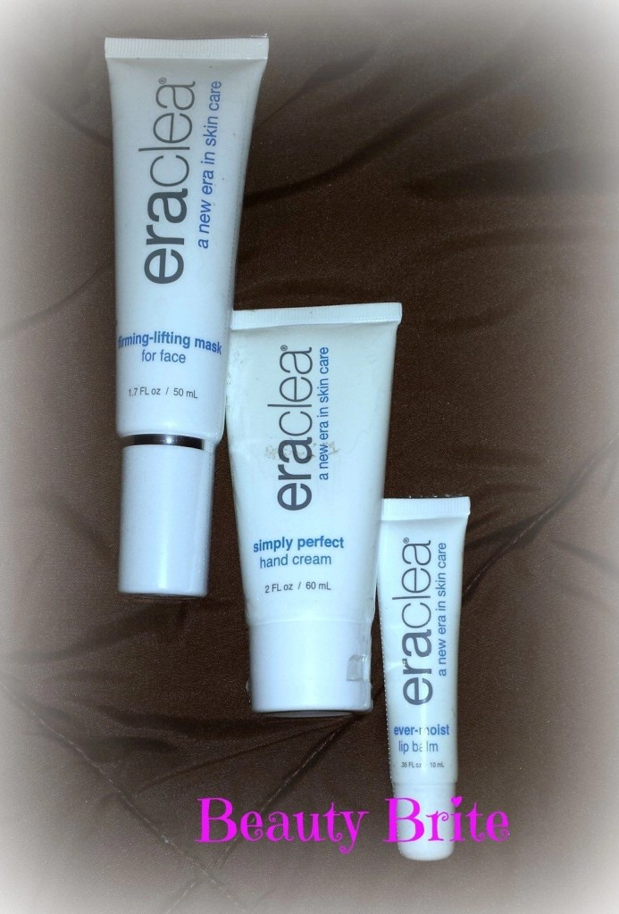 Lip Balm, Hand Cream and Firming Lifting Mask
