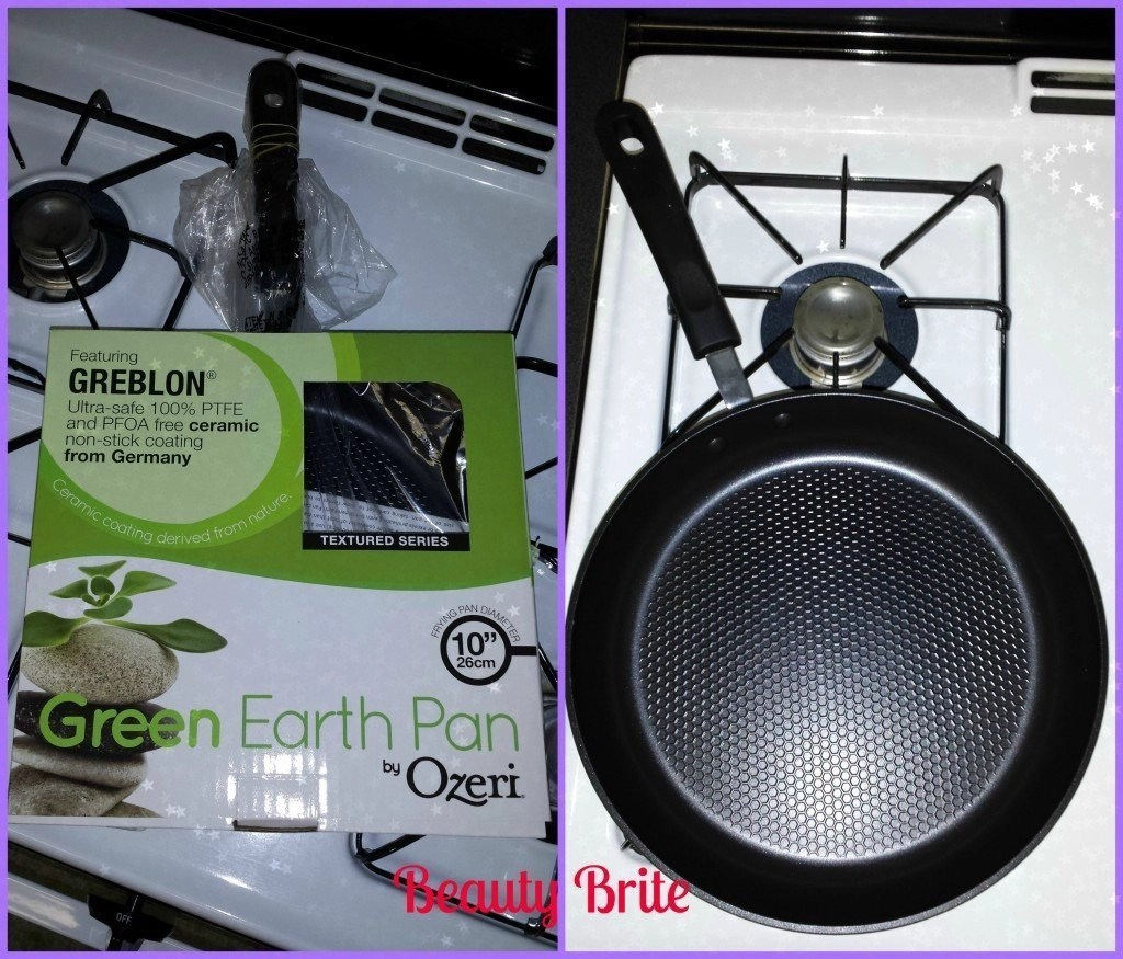 Green Earth Pan