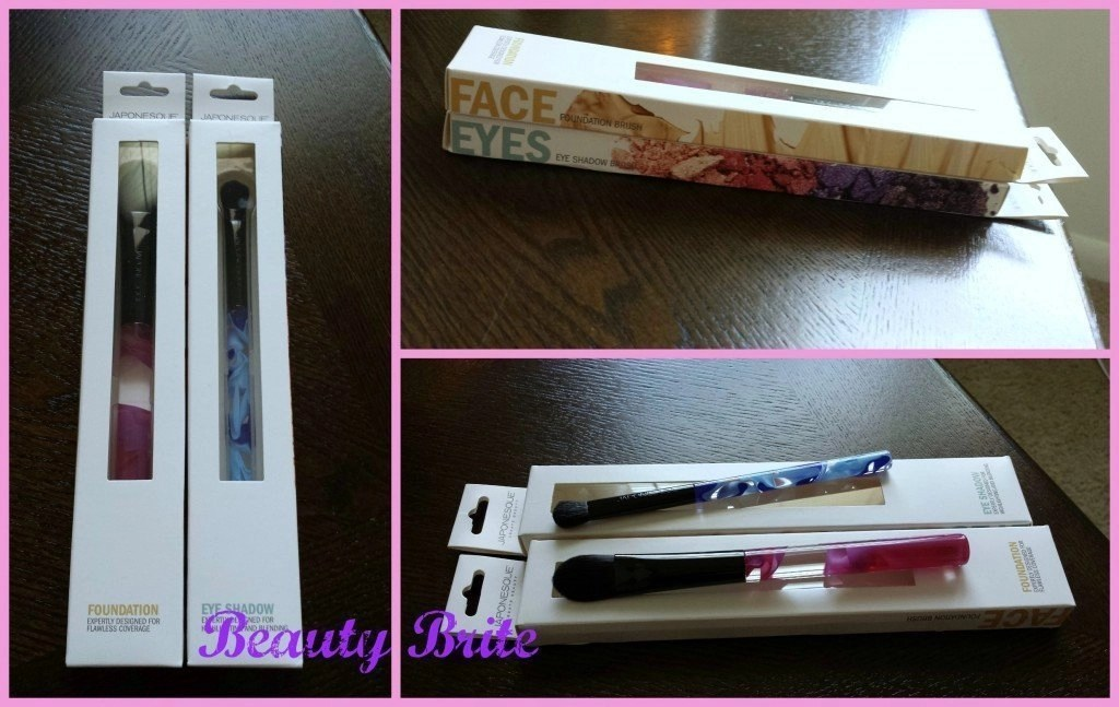 Japonesque Color Collection Brushes