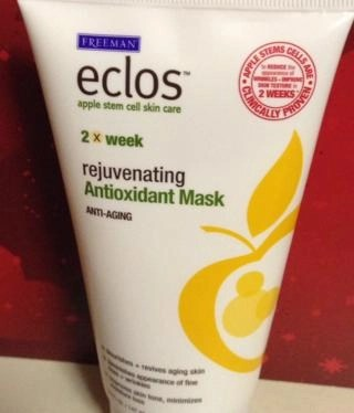 eclos rejuvenating Antioxidant Mask