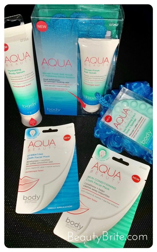 AquaBeauty Collection beautybrite
