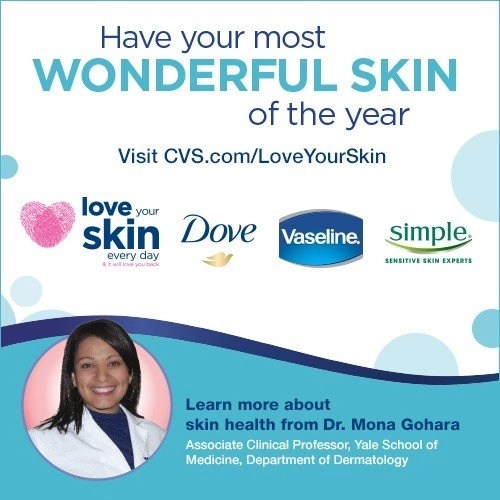 Love Your Skin this Winter and Stock Up on Skin Care at CVS