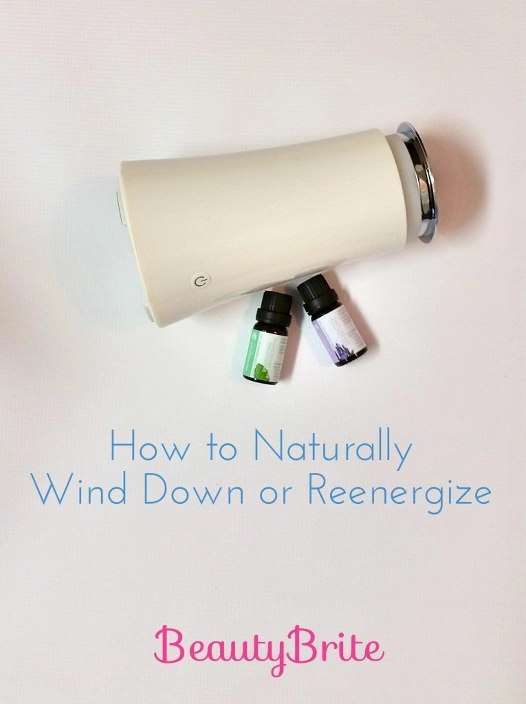 How to Naturally Wind Down or Reenergize