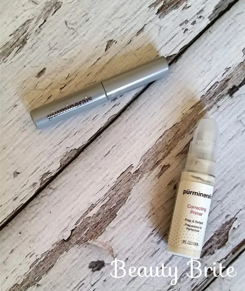 Pur Cosmetics Mascara and Primer