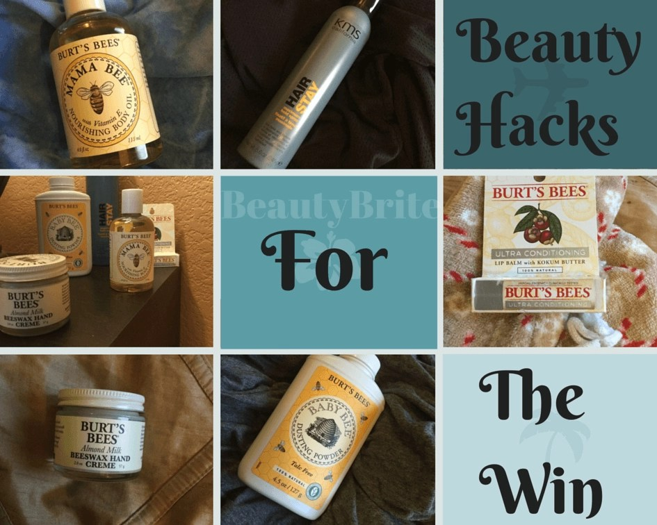 Beauty hacks for the win