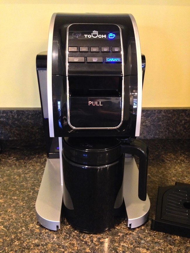 T526S Touch Brewer