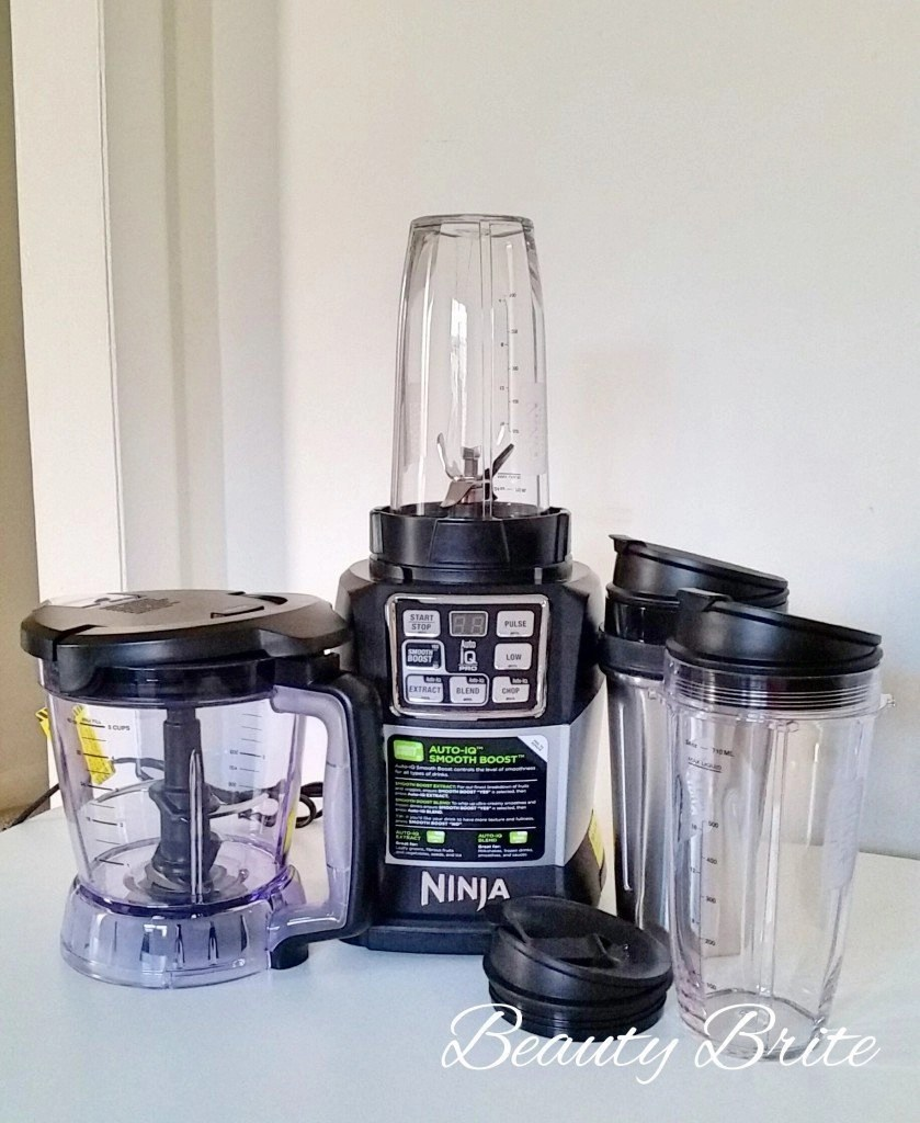 Nutri Ninja Auto-iQ Compact System Smoothie Cup