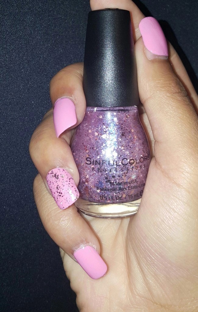 SinfulColors Truly Yours nail polish