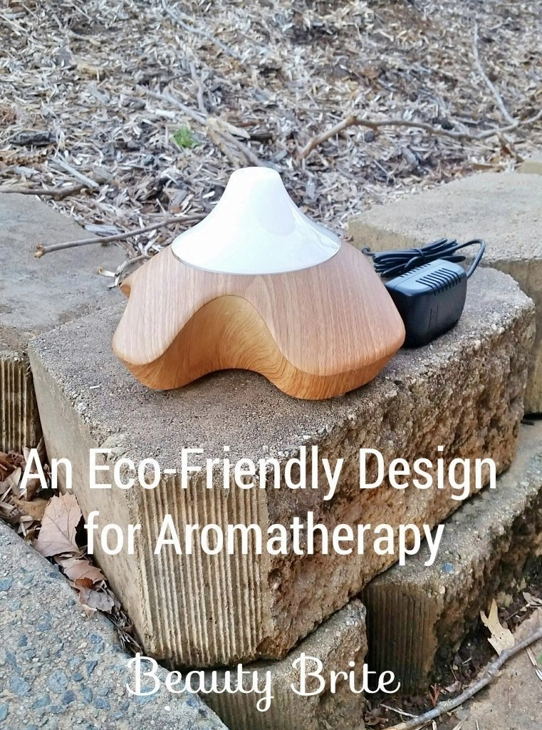 An Eco-Friendly Design for Aromatherapy