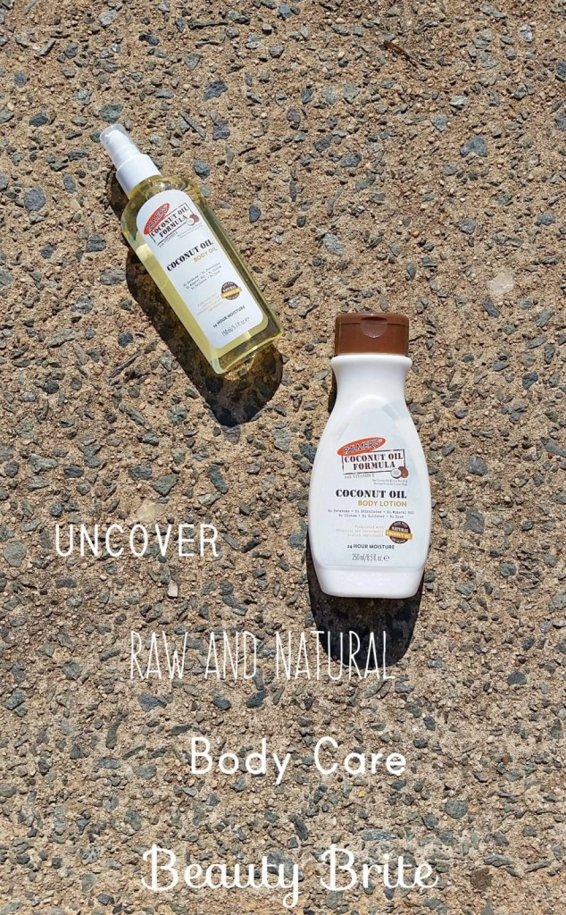 Uncover Raw And Natural Body Care
