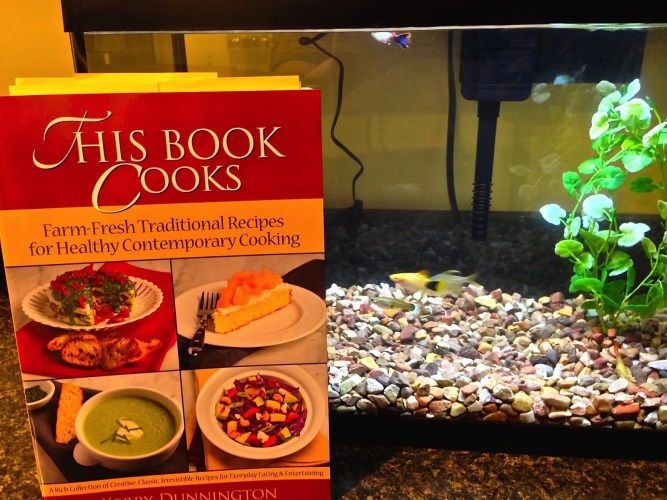 Easy Farm-Fresh Cooking For Your Family - This Book Cooks Cookbook