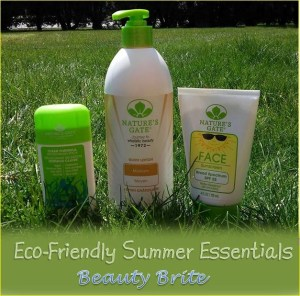 Eco-Friendly Summer Essentials